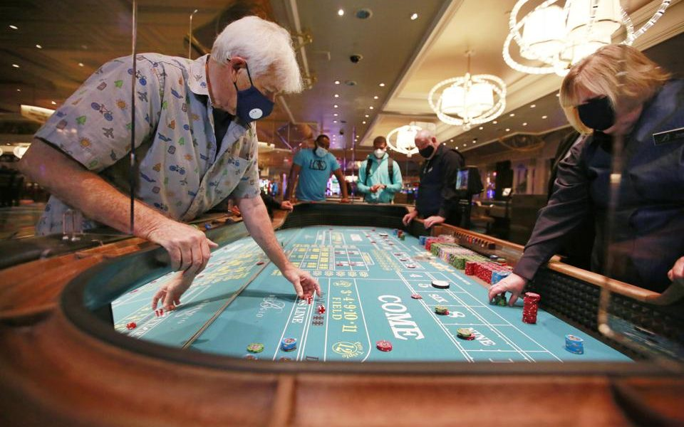 Play Online Casino Gamings With Real Excitement And Also Victory Gaming