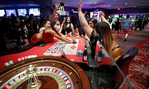 Four Questions And Replies To Online Casino
