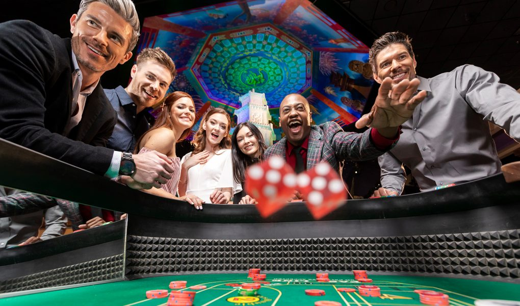 To Modification Your Online Gambling